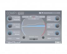 TEK-IT Audio Comp Modern Easy to Use Compressor (ProAudioStar.com)