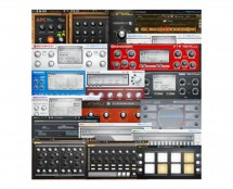 TEK-IT Audio OIO One 8 Instruments, 7 FX & 3 Expansions (Proaudiostar.com)