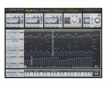 SugarBytes Consequence Massive Creative Chord-Pattern Groovebox (ProAudioStar.com)