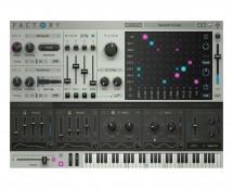 SugarBytes Factory 2x10 Oscillator Engine Ployphonic Synth (ProAudioStar.com)