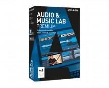 Magix Audio & Music Lab Premium Professional Audio Editing Software (Proaudiostar.com)