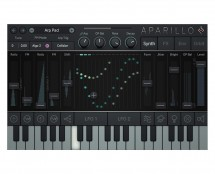 SugarBytes Aparillo 16-Voice-Unison Textural Synth (ProAudioStar.com)