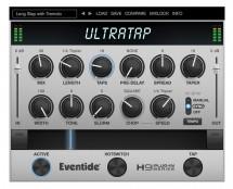 Eventide Ultratap Multi-Tap Dly W/ Mod & Reverb Capability (Proaudiostar.com)