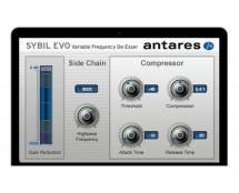 Antares Sybil Evo De-Esser Plug-In (ProAudioStar.com)