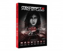 Acoustica Mixcraft 8 Pro Studio Retail Version (Proaudiostar.Com)