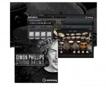 Steinberg Simon Phillips Studio Drums VSTSound Set (ProAudioStar.com)