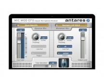 Antares Mic-Mod EFX Microphone Modeling Software (ProAudioStar.com)