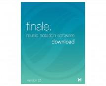 MakeMusic Finale 25 French Upgrade (ProAudioStar.com)