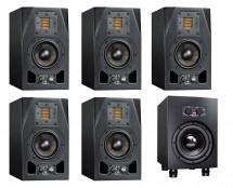 ADAM A3X 5.1 System - The Fogg