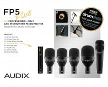 Audix FP5Plus Microphone Pack