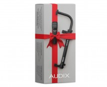 Audix i5 Microphone and CabGrabber Gift Pack