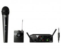 AKG WMS40 Mini Dual Mix Set (US25A/C)
