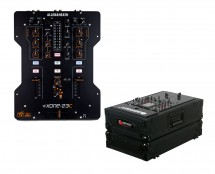 Allen & Heath Xone:23C + Odyssey Black Label Case
