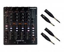 Allen & Heath Xone:43 + Mogami Cables
