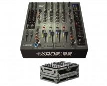 Allen & Heath Xone:92 Fader + Odyssey Case