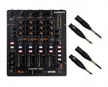 Allen & Heath Xone:43C + Mogami Cables