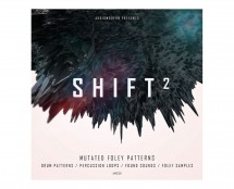 AUDIOMODERN Shift 2 Mutated Foley Patterns (Proaudiostar.com)