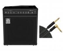 Ampeg BA-112v2 + Mogami Cable