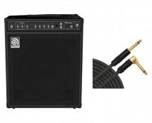 Ampeg BA-115v2 + Mogami Cable