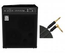 Ampeg BA-210v2 + Mogami Cable