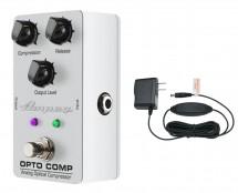 Ampeg Opto Comp Bass Compressor + Power Supply