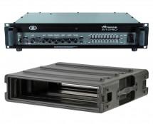 Ampeg SVT3-Pro + SKB 1SKB-R2U Rack Case