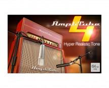 IK Multimedia AmpliTube 4 Hyper Realistic Guitar Amp / FX Software (Proaudiostar.com)