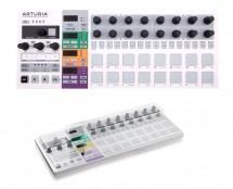 Arturia Beatstep Pro + Decksaver LE Beatstep Pro Cover
