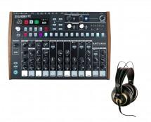 Arturia Drumbrute + AKG K 240 Studio