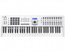 Arturia Keylab 61 MKII White Keyboard Controller - Open Box