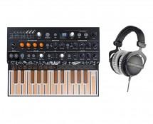 Arturia MicroFreak Hybrid Synth + Beyer Dynamic DT-770 Pro 80 Headphones