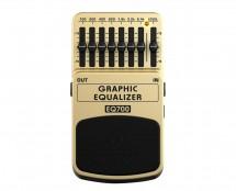 Behringer EQ700 7-Band EQ Pedal