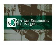 FXpansion BFD V.R.T. Vintage Recording Techniques (ProAudioStar.com)