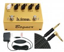 Bogner La Grange Overdrive/Boost + Power Supply + Cable