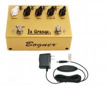Bogner La Grange Overdrive/Boost + Power Supply