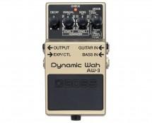 Boss AW-3 Dynamic Wah (optional EV-5)