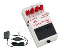 Boss JB-2 Angry Driver + PSA-120 Power Supply