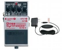 Boss SYB-5 Bass Synthesizer + Power Supply