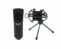 CAD GXL2600USB Premium USB Microphone w/Tripod Stand, 10' USB Cable