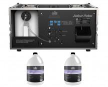 CHAUVET Professional AMHAZE STADIUM + 2x Haze Fluid
