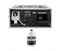 CHAUVET Professional Amhaze Whisper + PHF Haze Fluid