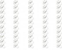 Chauvet Safety Cable CH-05 Set of 50 Bundle