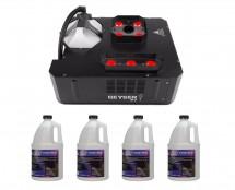 CHAUVET DJ Geyser P7 + 4x Quick-Dissipating Fluid Gallon