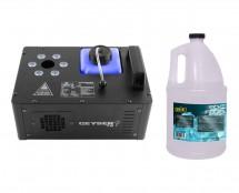 CHAUVET DJ Geyser T6 + 2x Fog Fluid Gallon
