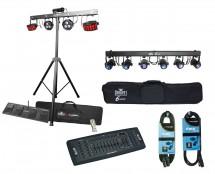 CHAUVET DJ GigBAR 2 + 6Spot + Controller + Cables