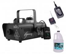 CHAUVET DJ H1000 + FC-W + Fog Fluid