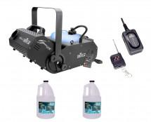 Chauvet H1800FLEX + FC-W + Fog Fluid
