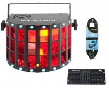 CHAUVET DJ Kinta FX + RGBW4C IR + Cable