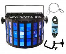 CHAUVET DJ Mini Kinta IRC + Clamp + Cable + Safety
