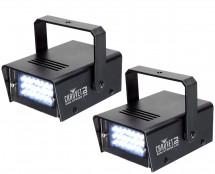 2x Chauvet Mini Strobe LED